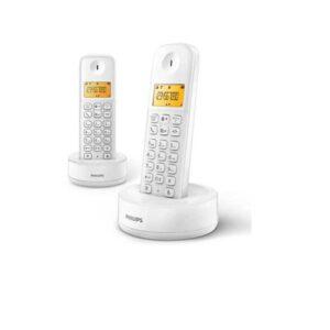 تلفن بیسیم فیلیپس B1502W/FR