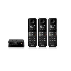 خرید تلفن بیسیم فیلیپس D4553B
