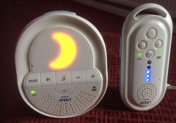 پیجر صوتی کودک فیلیپس مدل SCD505