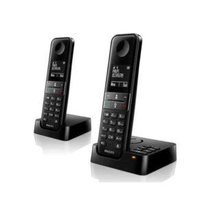 تلفن بیسیم فیلیپس D4552B
