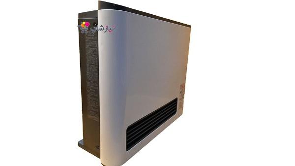 بخاری گازی برقی ژاپنی 2500 کیلو کالری