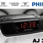 رادیو ساعت فیلیپس مدل AJ3123