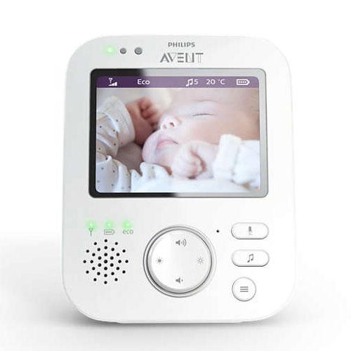 دوربین مراقبت کودک فیلیپس مدل SCD630|01
