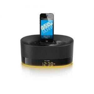 داک ساعت،گوشی آیفون و اندروید فیلیپس مدل DS1600