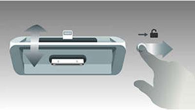 داک گوشی فیلیپس DS1600