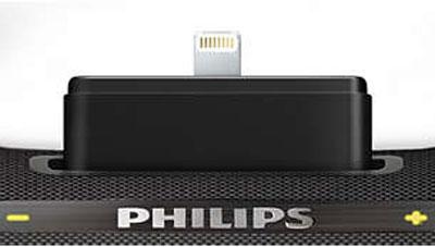 داک ساعت،گوشی فیلیپس DS1600
