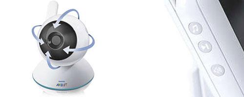 دوربین مراقبت از کودک فیلیپس مدل SCD600