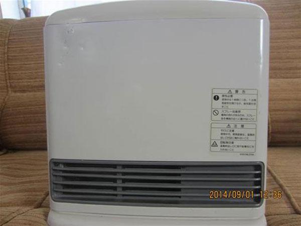 بخاری استوک ژاپنی گازی برقی 2100 کیلو کالری