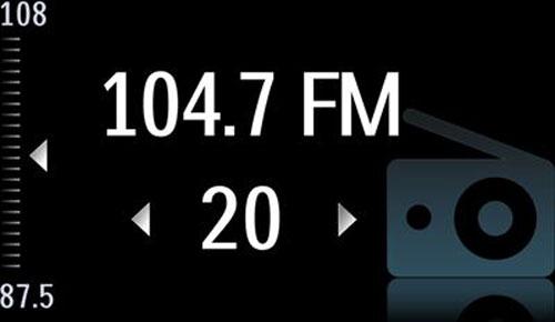 رادیو ساعت دیجیتال پروژکتور فیلیپس مدل AJ4800/12