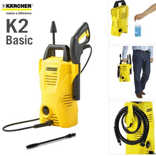 کارواش 110 بار کارچر مدل K2 Basic