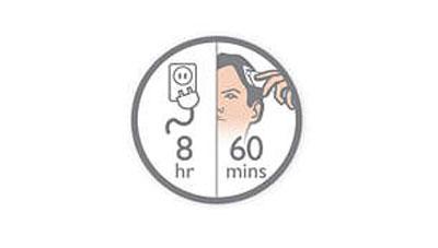 ماشین اصلاح موی سر تیغه تیتانیومی فیلیپس مدل QC5360