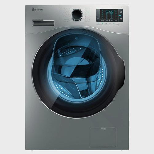لباسشویی 8 کیلو گرم اسنوا واش این واش مدل SWM-843
