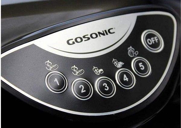 همزن نیمه حرفه ای گوسونیک مدل GSM-887