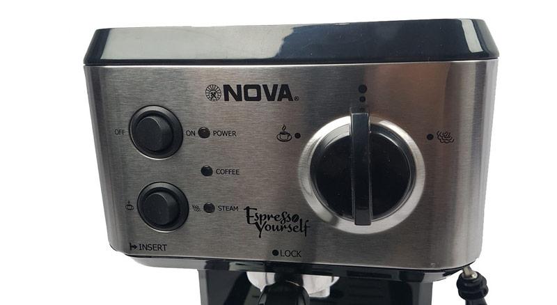 اسپرسوساز نوا مدل 146