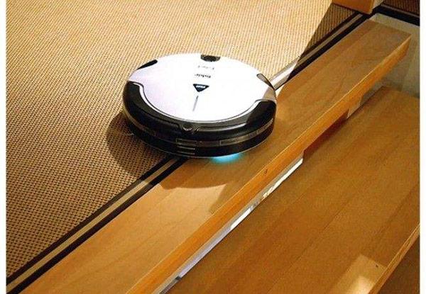 جارو رباتیک هوشمند فکر مدل Robert-L