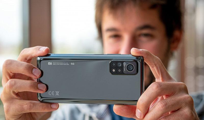 گوشی شیائومی Mi 10T Pro 5G ظرفیت 128 گیگابایت