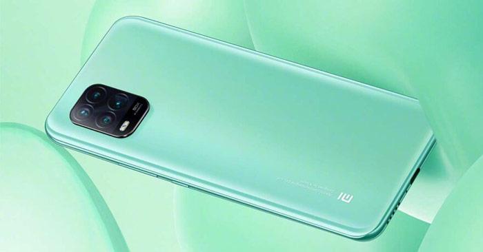 گوشی شیائومی Mi 10 Youth 5G ظرفیت 128 گیگابایت