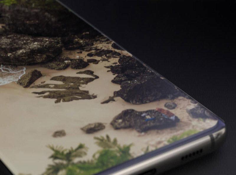طراحی گوشی سامسونگ گلکسی S20 Ultra ظرفیت 128 گیگابایت