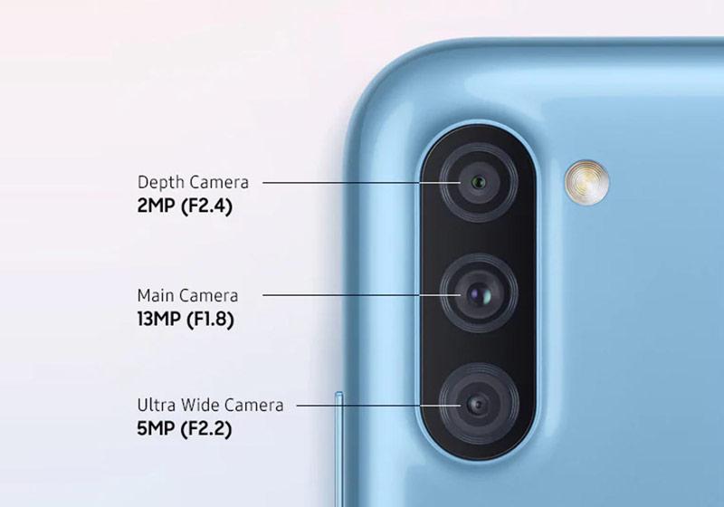 دوربین گوشی سامسونگ گلکسی A11 ظرفیت 32 گیگابایت