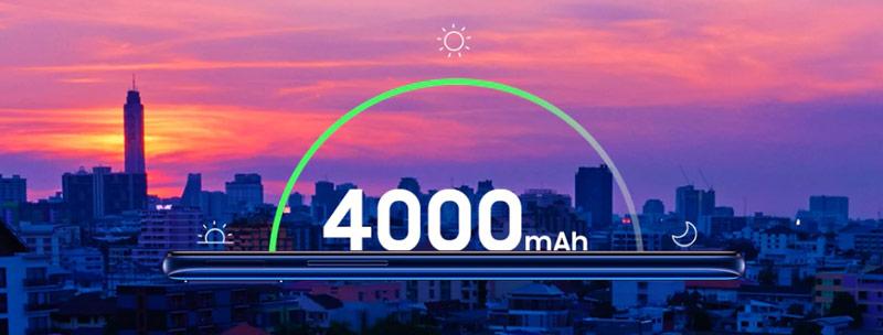 باتری گوشی سامسونگ گلکسی A20s ظرفیت 64 گیگابایت