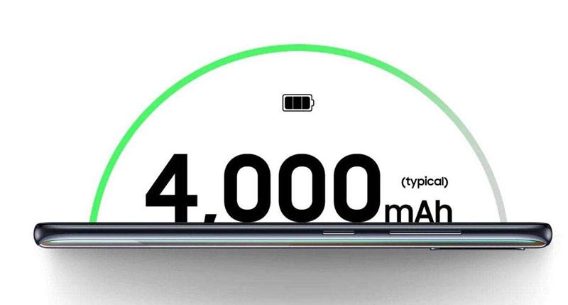 باتری گوشی سامسونگ گلکسی A51 ظرفیت 128 گیگابایت