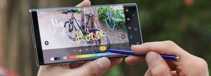 گوشی سامسونگ گلکسی Note 10 ظرفیت 256 گیگابایت