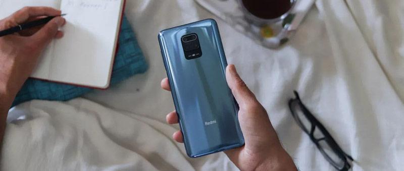 گوشی شیائومی Redmi Note 9S ظرفیت 128 گیگابایت