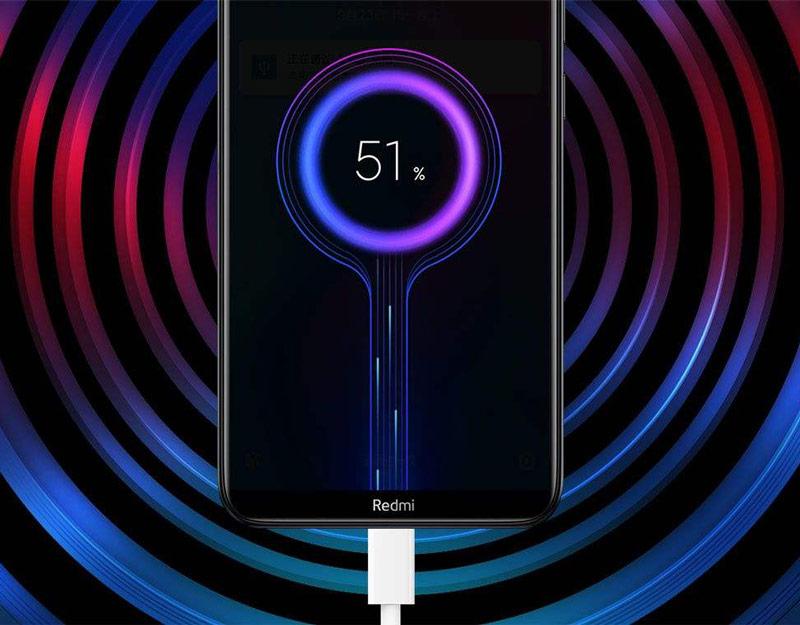 گوشی شیائومی Redmi 8 ظرفیت 32 گیگابایت