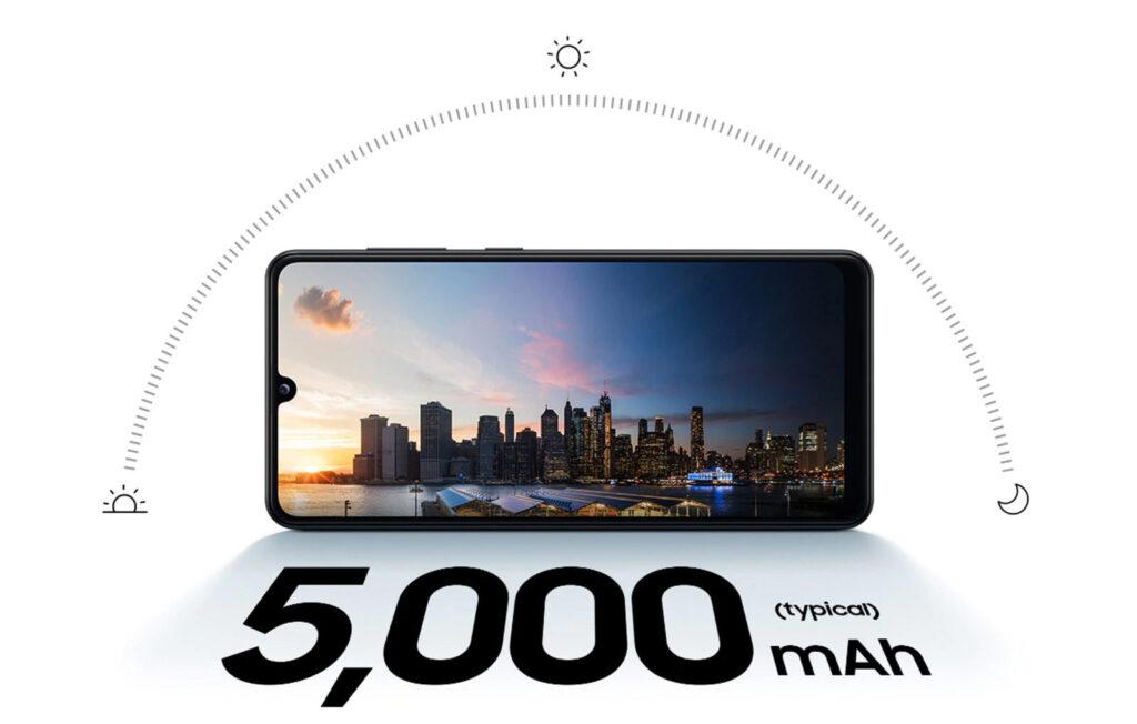 گوشی سامسونگ گلکسی A31 ظرفیت 128 گیگابایت