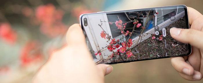 گوشی سامسونگ گلکسی S10 Plus ظرفیت 128 گیگابایت