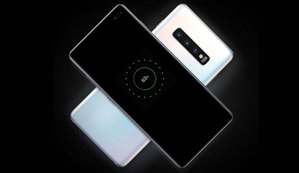 باتری گوشی سامسونگ گلکسی S10 Plus ظرفیت 128 گیگابایت
