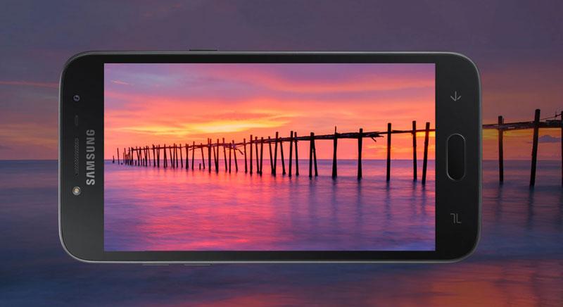 صفحه نمایش گوشی سامسونگ گلکسی J2 Plus-2019 ظرفیت 16 گیگابایت