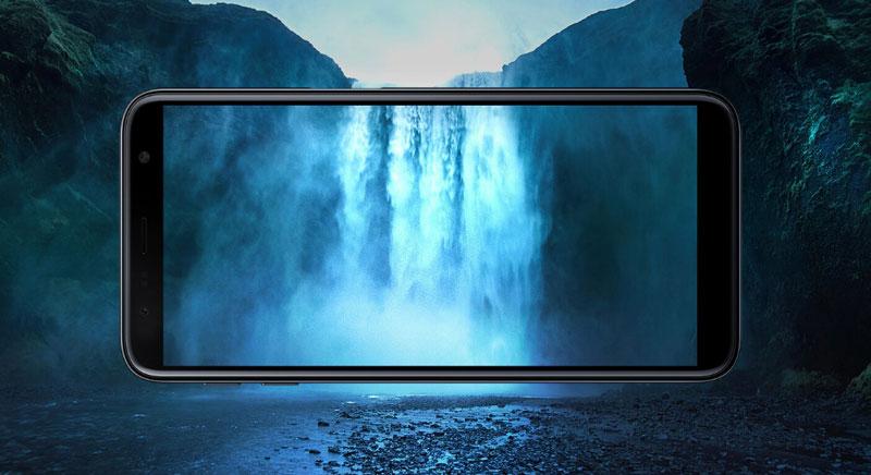 صفحه نمایش گوشی سامسونگ گلکسی J6 Plus ظرفیت 32 گیگابایت