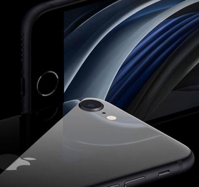 گوشی آیفون SE 2020 ظرفیت 6گیگابایت