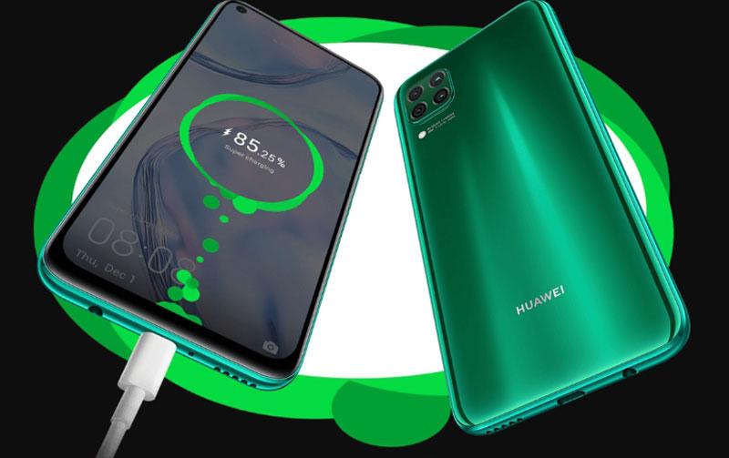 گوشی موبایل هوآوی Nova 7i ظرفیت 128 گیگابایت