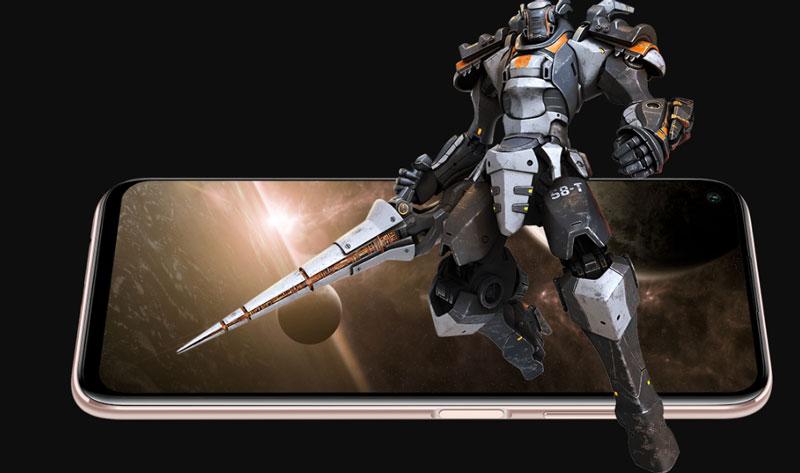 نمایشگر گوشی موبایل هوآوی Nova 7i ظرفیت 128 گیگابایت