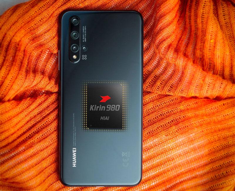 گوشی موبایل هوآوی Nova 5T ظرفیت 128 گیگابایت