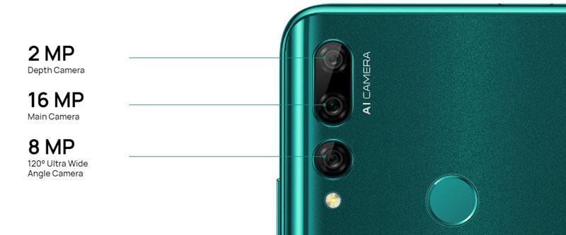گوشی هوآوی 2019-Y9 prime ظرفیت 128 گیگابایت