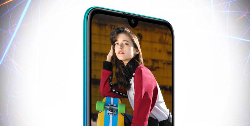 صفحه نمایش گوشی موبایل هوآوی Y7Pro - 2019 ظرفیت 32 گیگابایت
