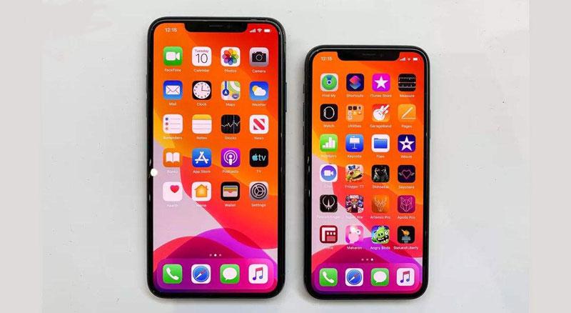 طراحی و ساخت گوشی آیفون 11pro Max ظرفیت 256 گیگابایت
