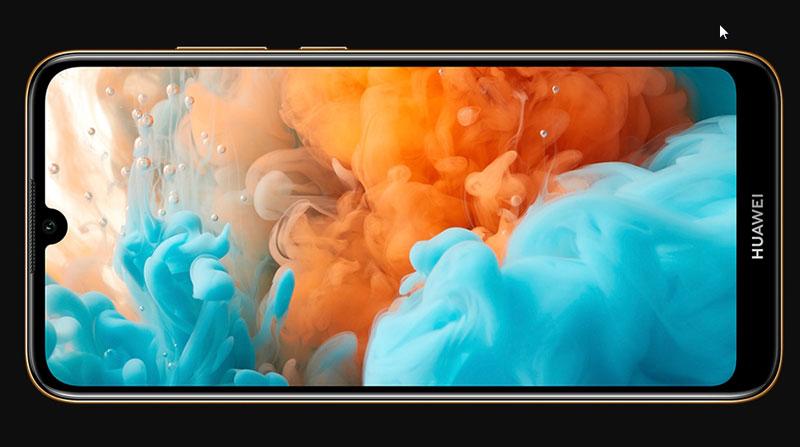 طراحی گوشی موبایل هوآوی Y6s-2019 ظرفیت 64 گیگابایت