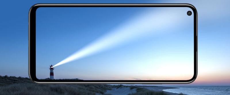 صفحه نمایش گوشی موبایل هوآوی Y7p ظرفیت 64 گیگابایت