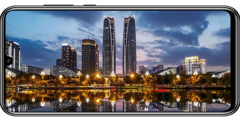 صفحه نمایش گوشی موبایل هوآوی Y8p ظرفیت 128 گیگابایت