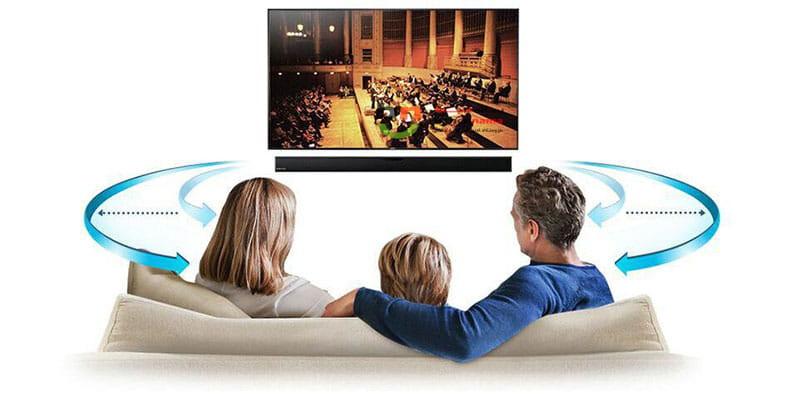 تلویزیون هوشمند 65 اینچ LG مدل NANO80VNA