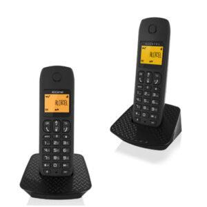 تلفن بی سیم آلکاتل مدل E132 Duo