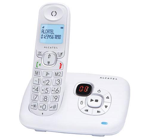 نقد و بررسی تلفن بی سیم آلکاتل مدل XL375