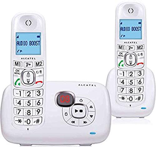 نقد و بررسی تلفن بی سیم آلکاتل مدل XL385 Voice Duo