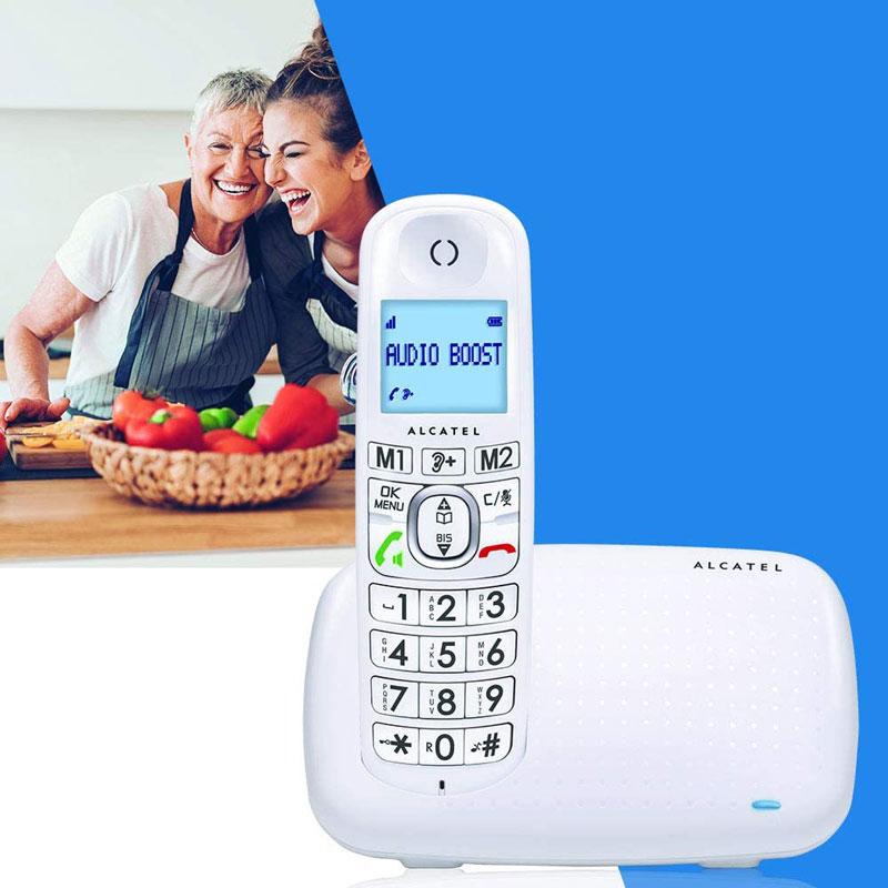 تلفن بی سیم آلکاتل مدل XL375