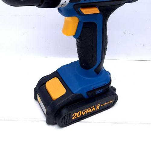 مته و پیچ گوشتی WORKZONE مدل JOZ SP01 1020